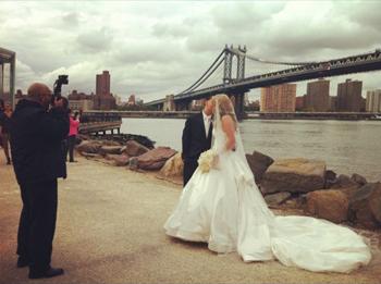 צילום רומנטי לפני חתונה